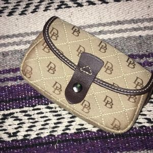 Dooney & Bourke Small Coin Purse bag